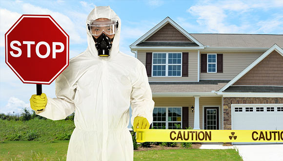 Radon testing services from RIZZI Home Inspection Services