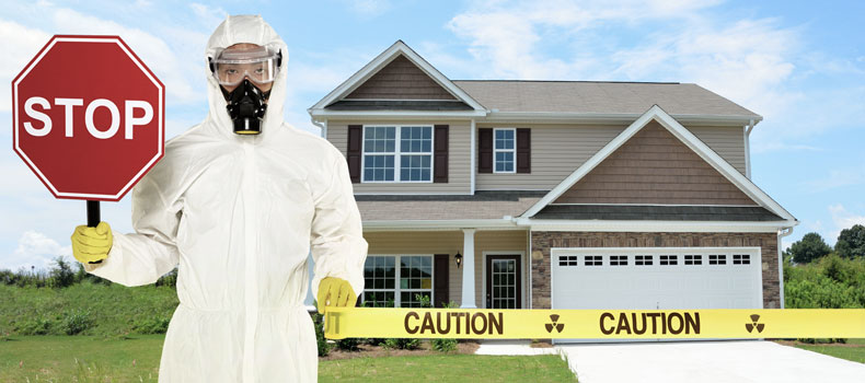 Have your home tested for radon by RIZZI Home Inspection Services